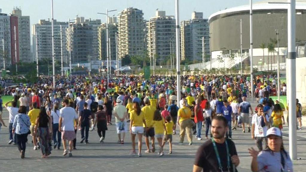 Zájem fanoušků o Hry v Riu je ohromný