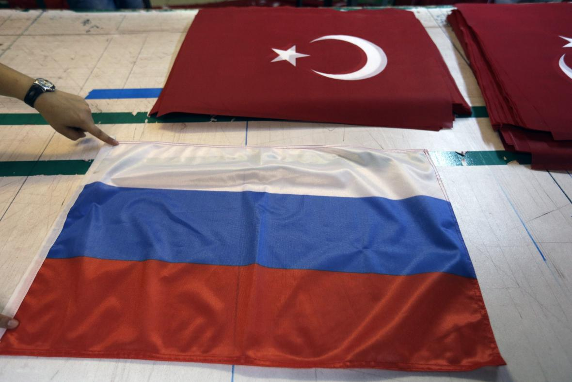 Rusko-turecké vztahy