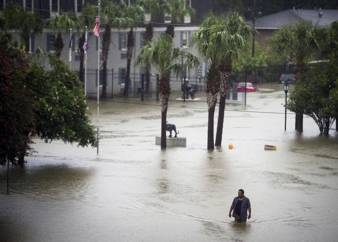 Záplava v Baton Rouge