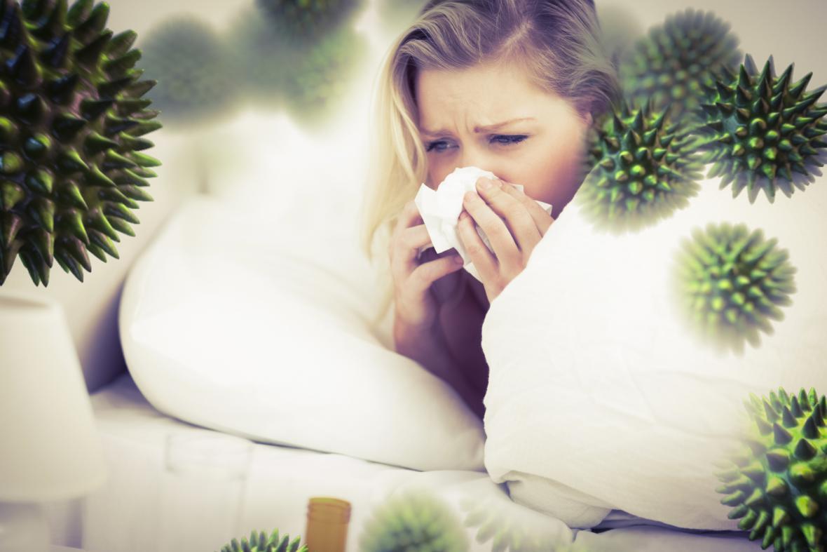 Virové onemocnění