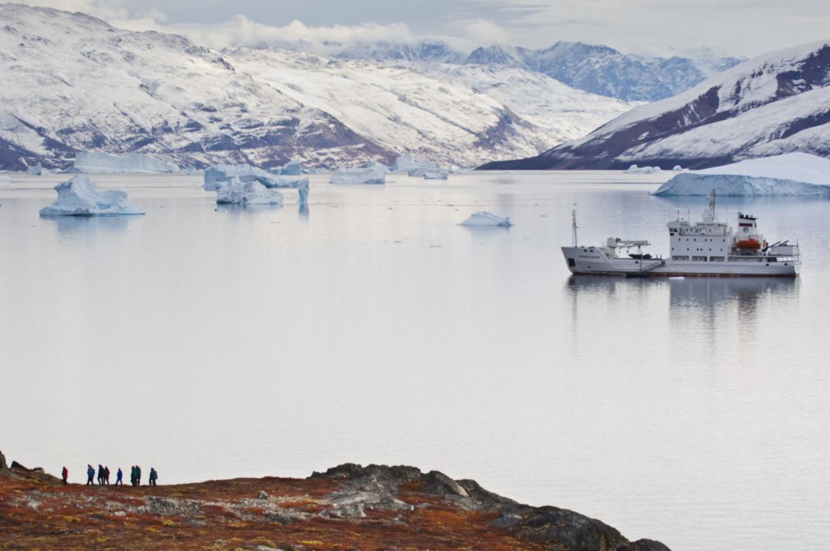 Turismus v Severním ledovém oceánu