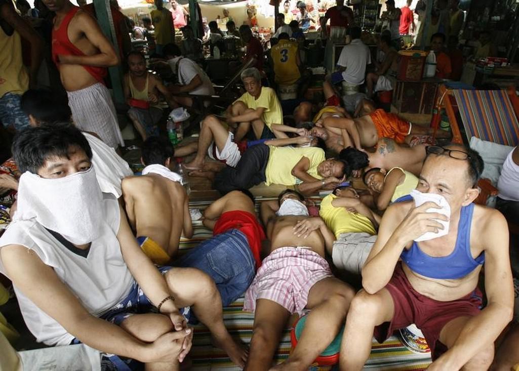 Vězení ve filipínském Quezon City
