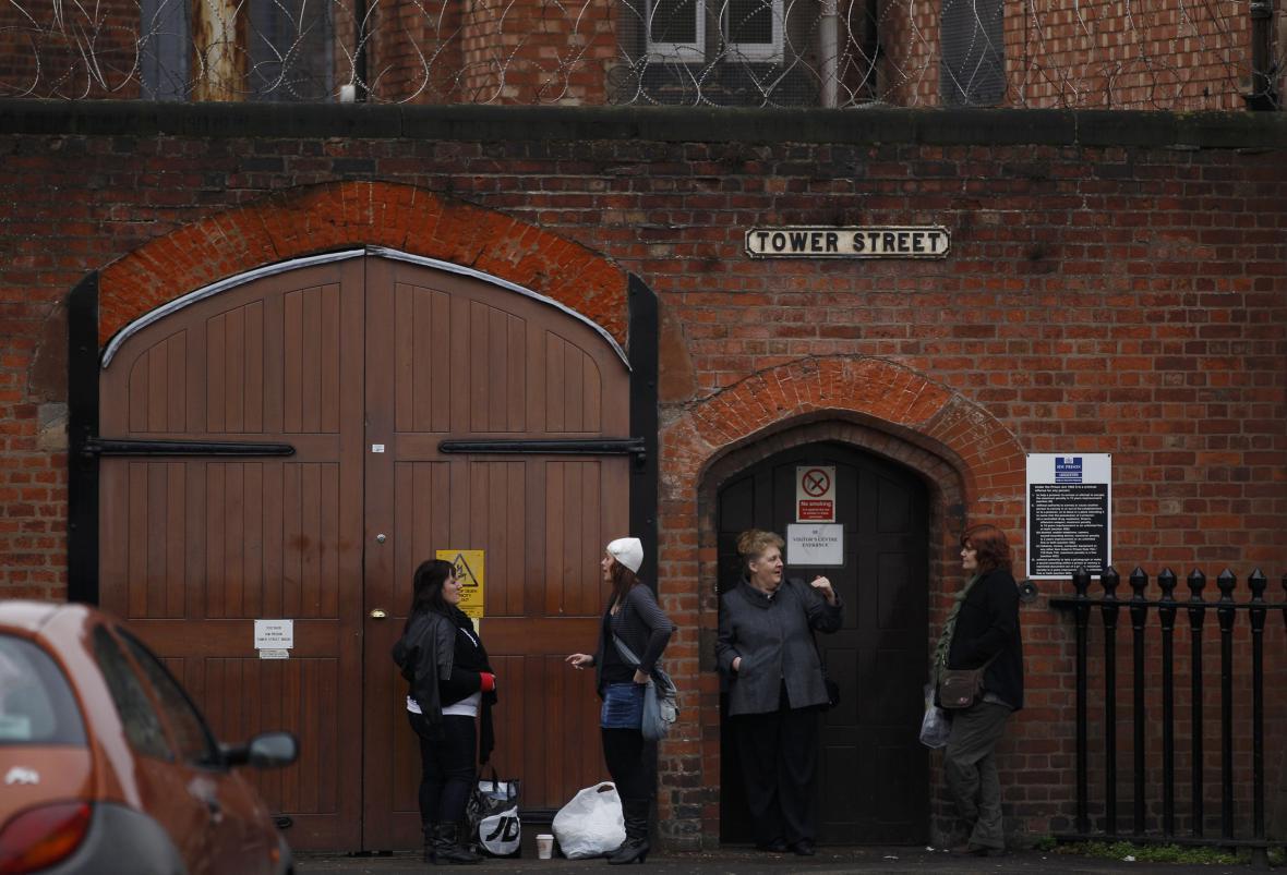 Vězení v Leicesteru