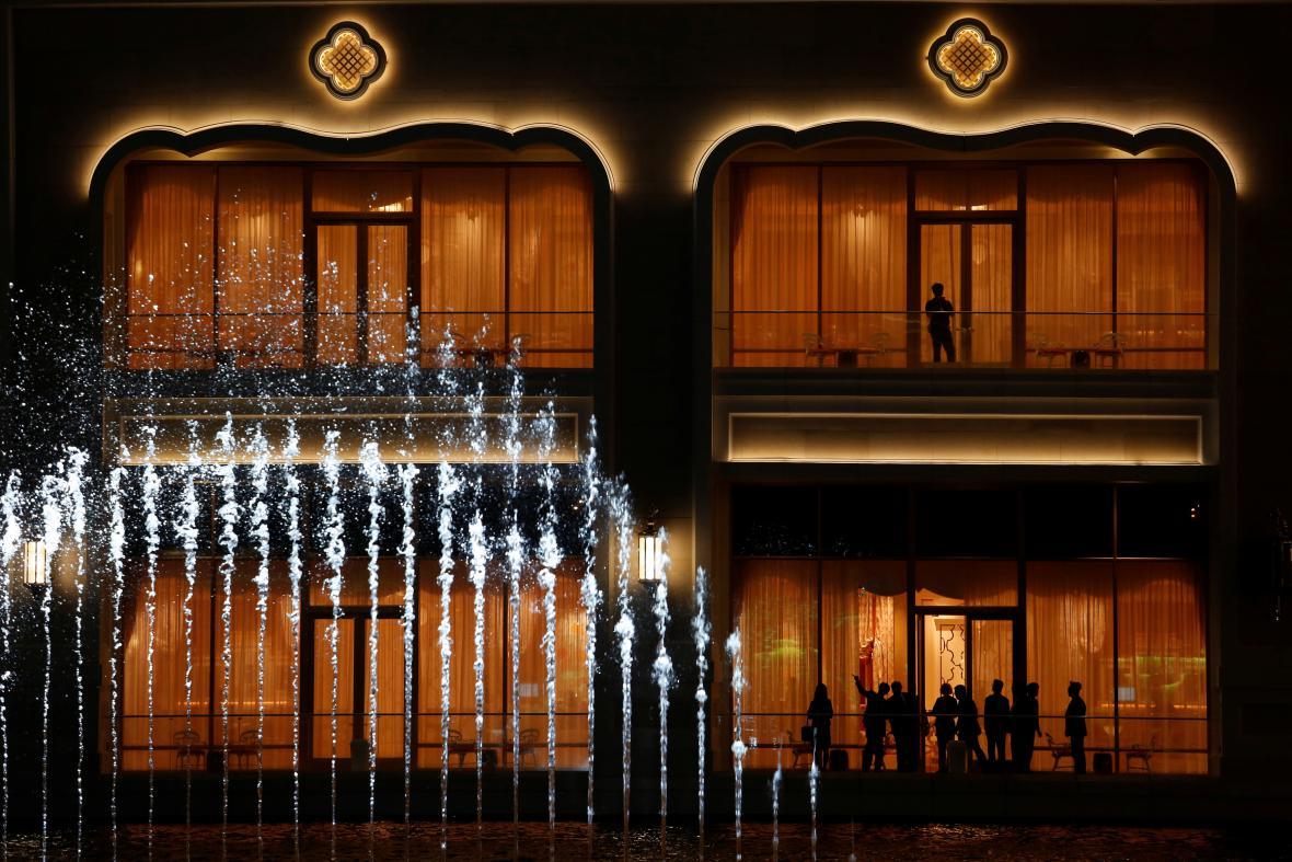 Nejdražší kasino v Macau otevírá