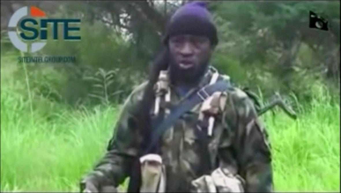 Šéf Boko Haram Abubakar Shekau