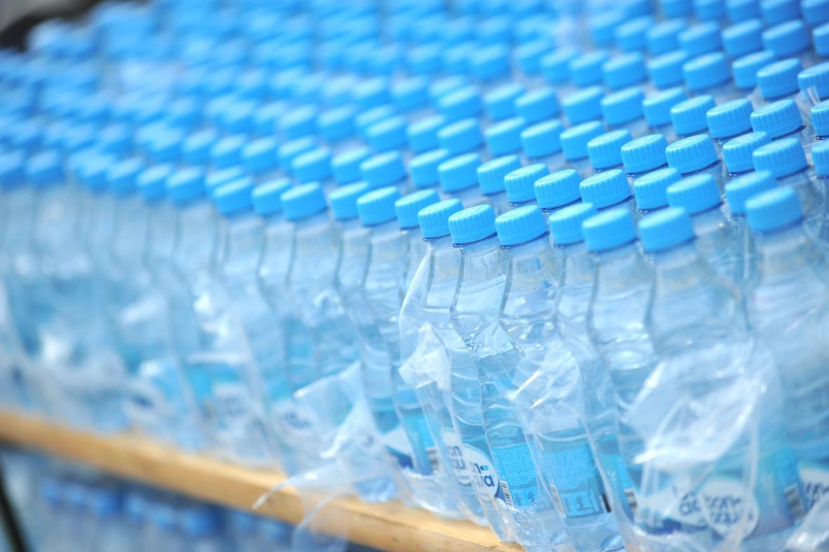 Zásoby vody
