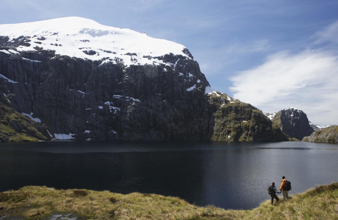 Novozélandský národní park