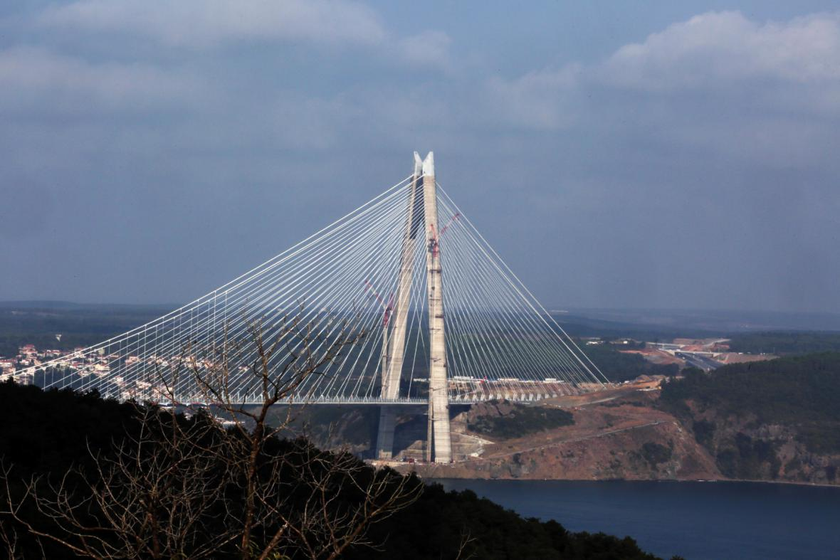 Most sultána Selima I. Hrozného