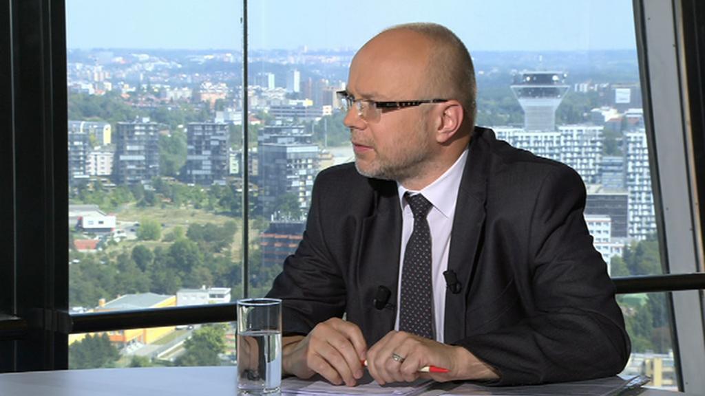Ladislav Minčič, ředitel legislativního odboru Hospodářské komory ČR