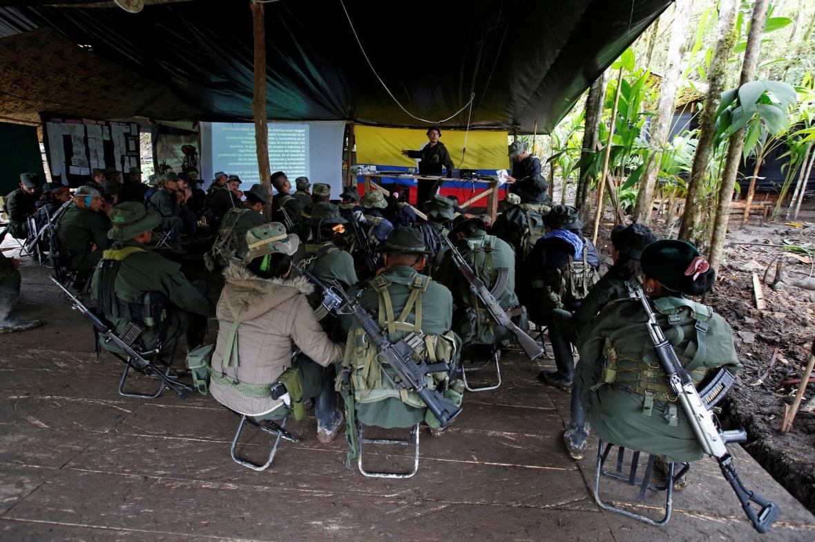 Jednotky FARC