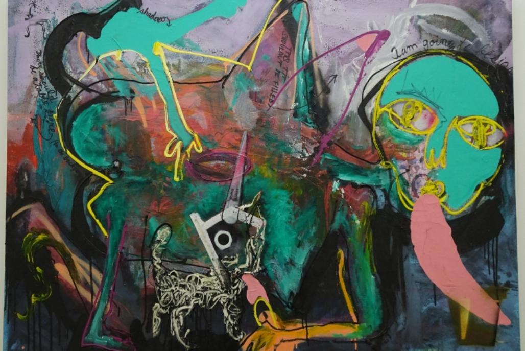 Z výstavy Sadofsky & Trantina