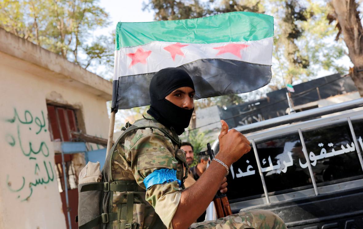 Syrská svobodná armáda