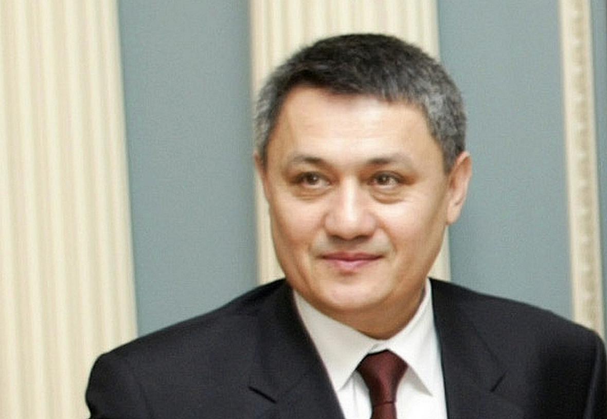 Vicepremiér a ministr financí Rustam Azimov