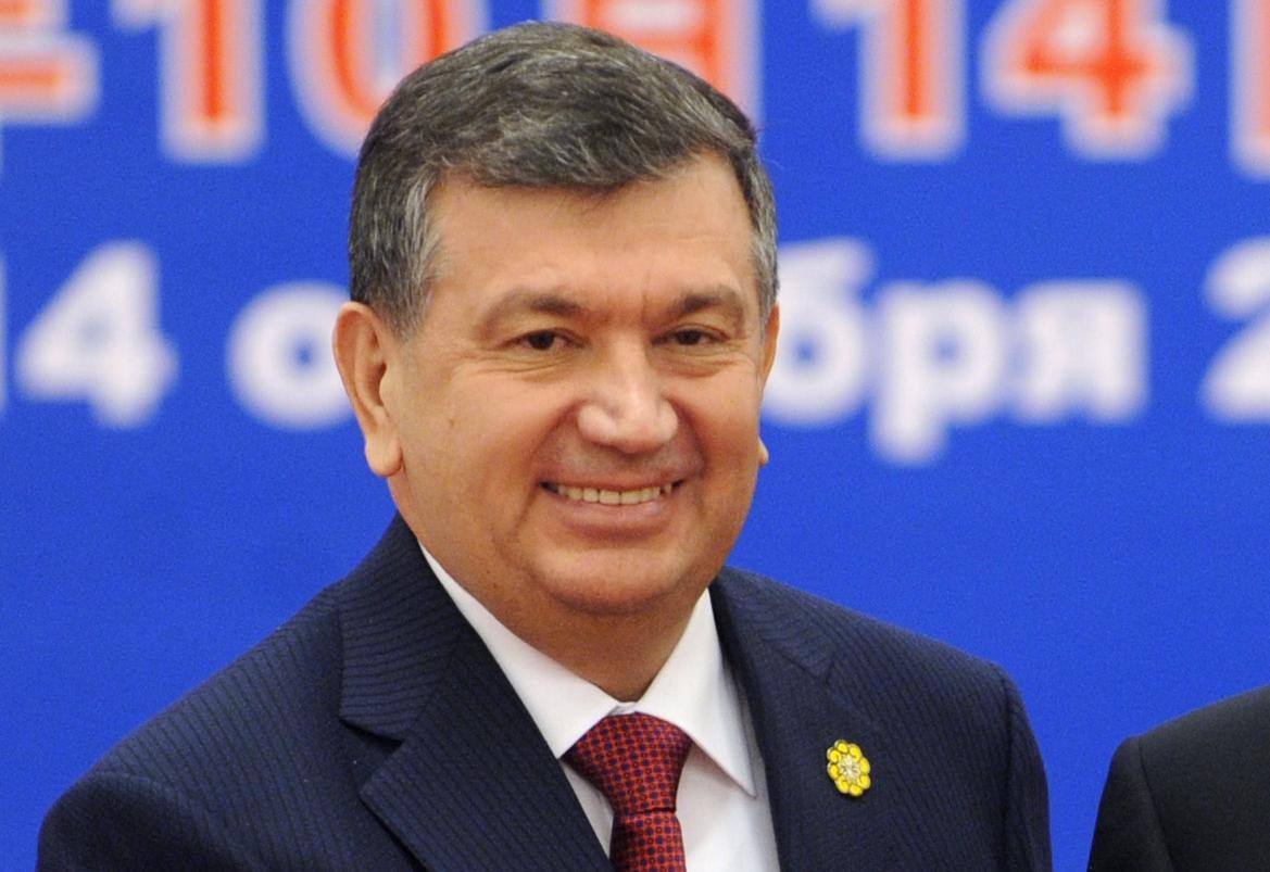 Premiér Šavkat Mirzijojev