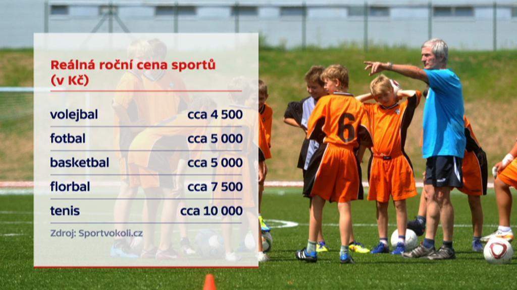 Roční ceny sportů