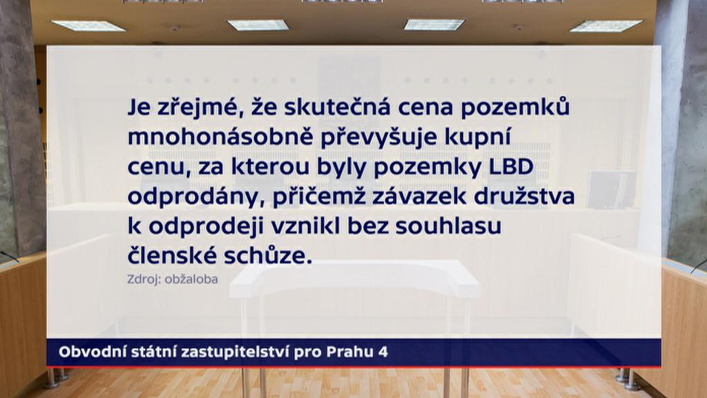 Vyjádření Obvodního státního zastupitelství pro Prahu 4