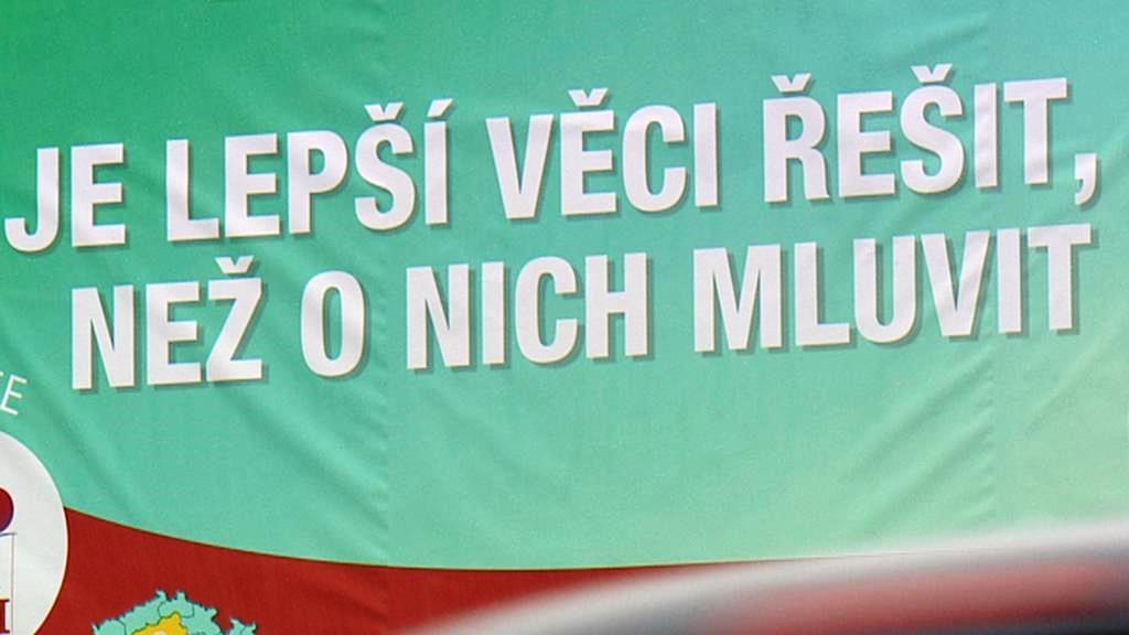 Kampan KSČM pro krajské a senátní volby