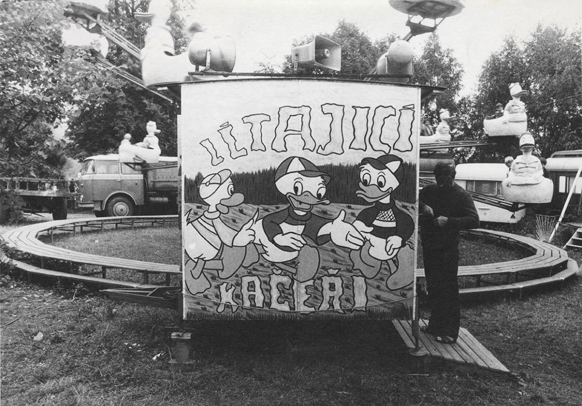 Jindřich Štreit / Ruda, 1983
