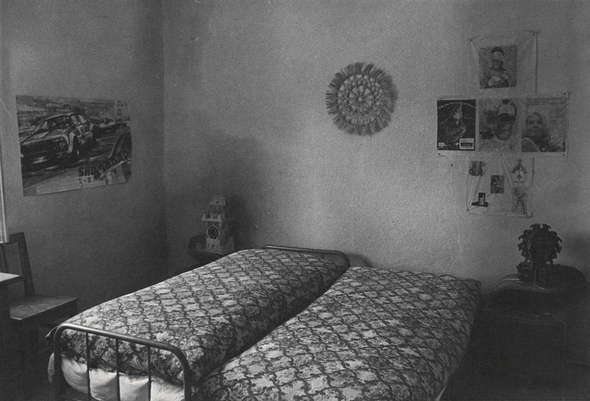 Jindřich Štreit / Sovinec, 1981