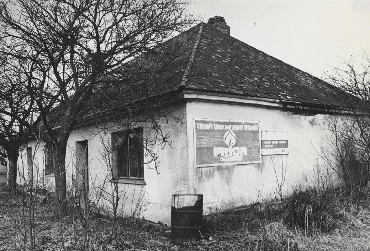 Jindřich Štreit / Olomouc, 1981
