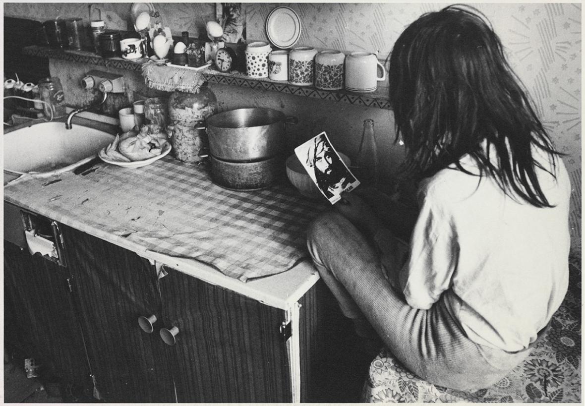 Jindřich Štreit / Arnoltice, 1985