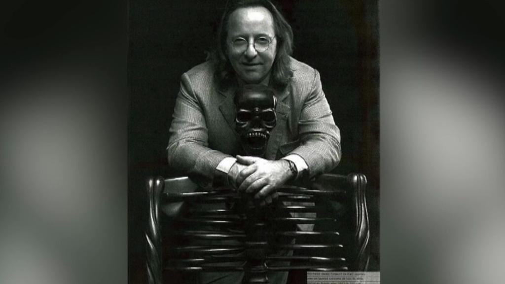 Strůjce podvodu, bonviván a milovník umění Bill Pallot