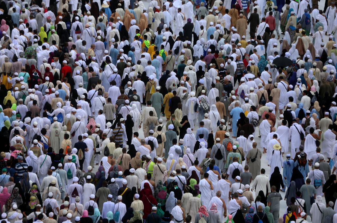 Do Mekky opět dorazí statisíce muslimů