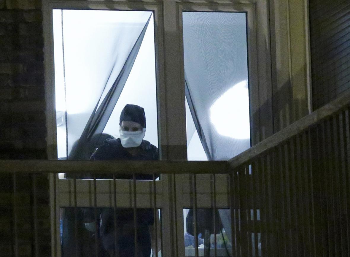 Policie prohledala bydliště zadržených žen