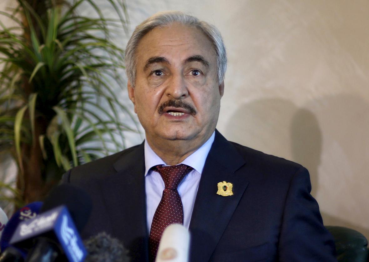 Generál Chalífa Haftar