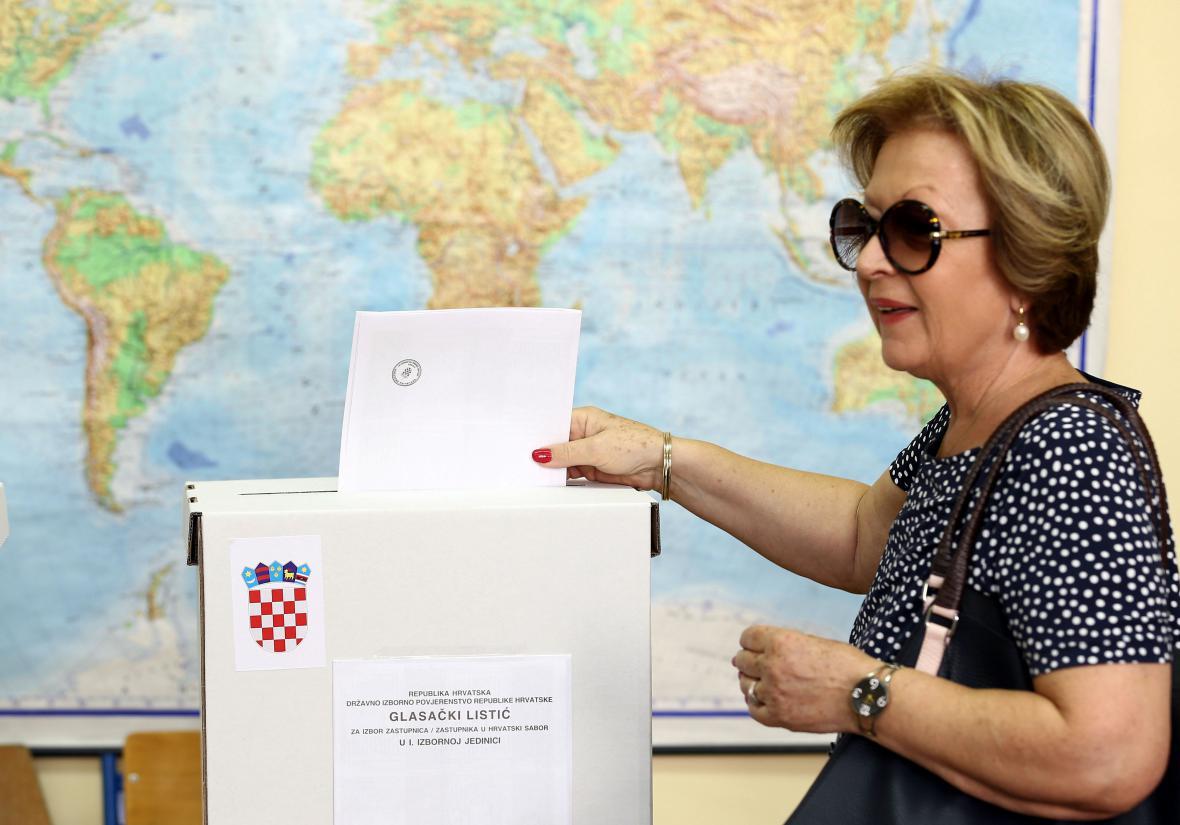 Volička v Záhřebu