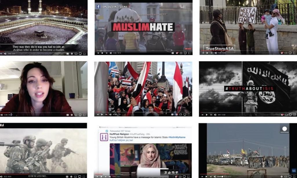 Videa mířená proti IS