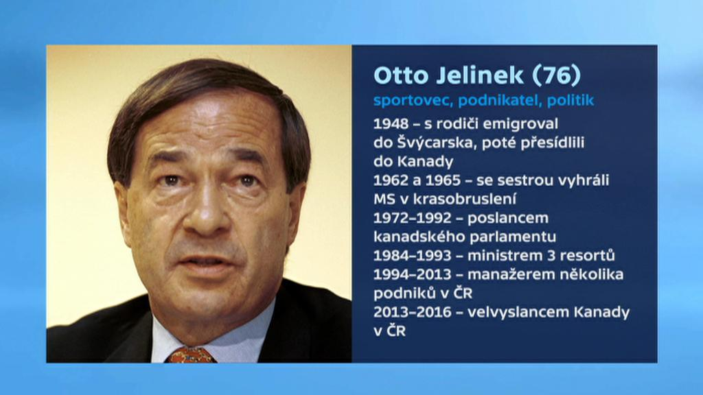 Otto Jelinek