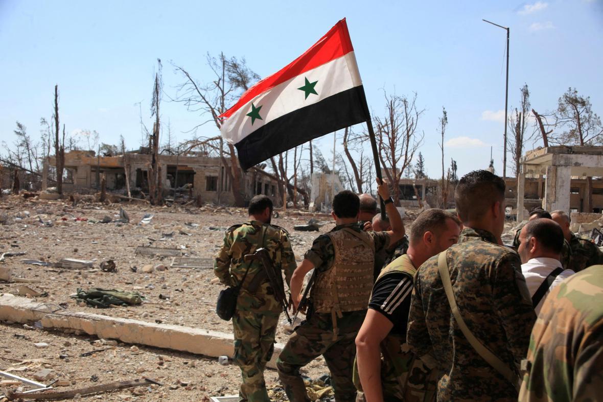 Asadovy síly