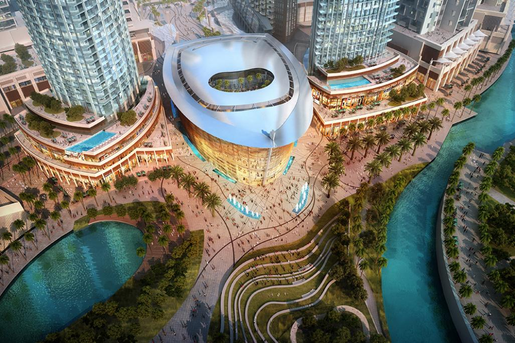 Dubajská opera