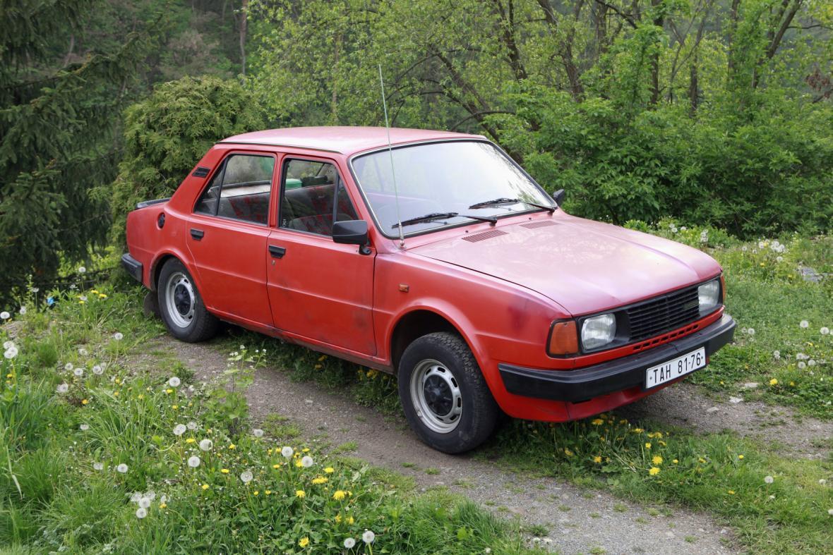 Škoda 105/120L