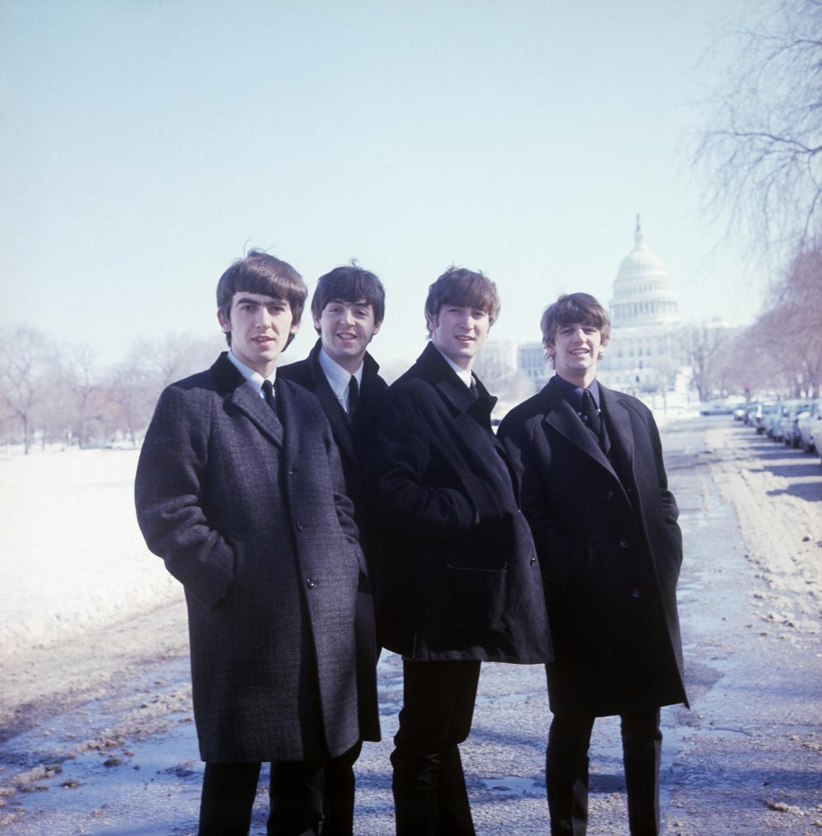 Z dokumentu The Beatles: Eight Days a Week - The Touring Years