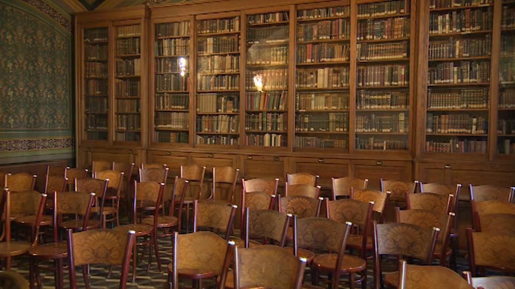 Knihovna Rakouského hospicu