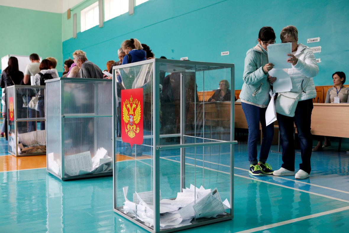 Volby ve Stavropolu