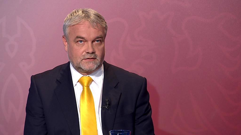 Jaromír Kalina - lídr kandidátky KDU-ČSL
