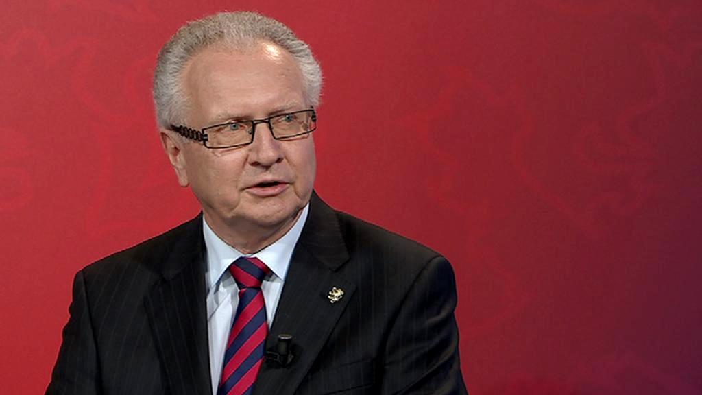 Jan Veleba - lídr kandidátky SPD+SPO
