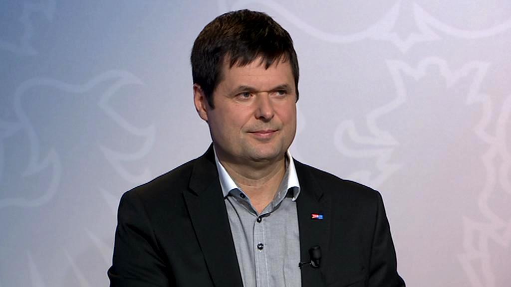 Libor Honzárek - lídr kandidátky Žijeme Vysočinou - TOP 09 a Zelení