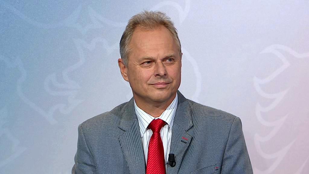 Milan Plodík - lídr kandidátky KSČM