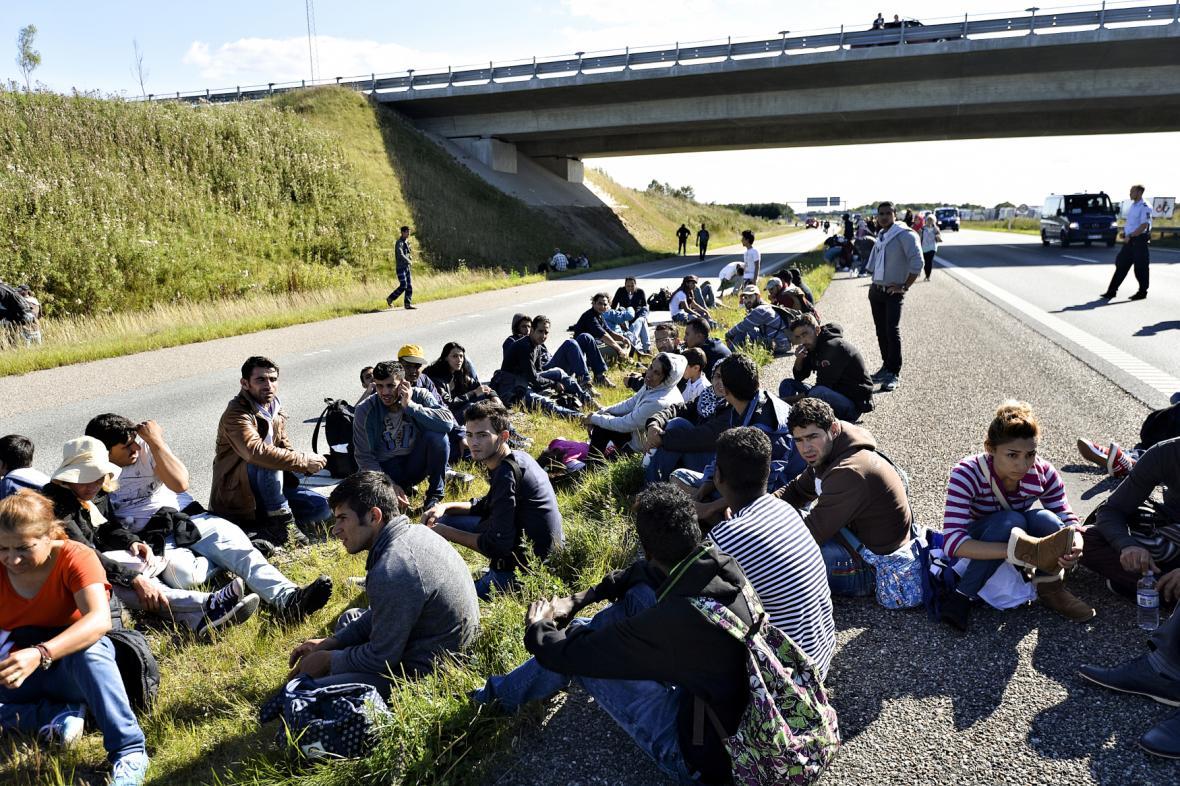 Běženci v Dánsku