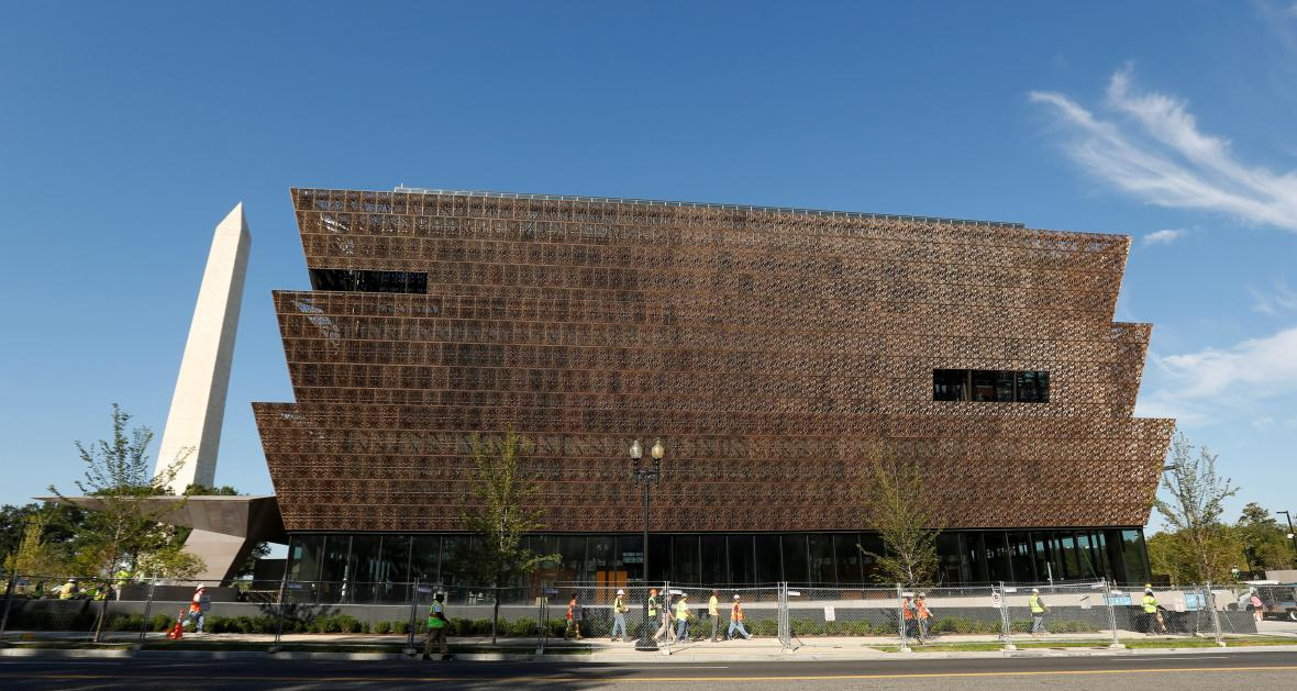 Národní muzeum afroamerické historie a kultury