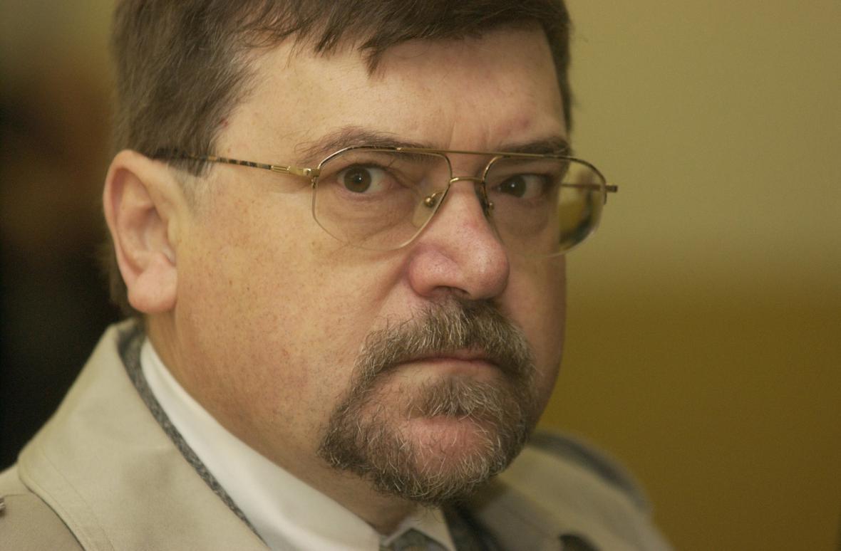 Bývalý šéf Centra kuponové privatizace Jaroslav Lizner