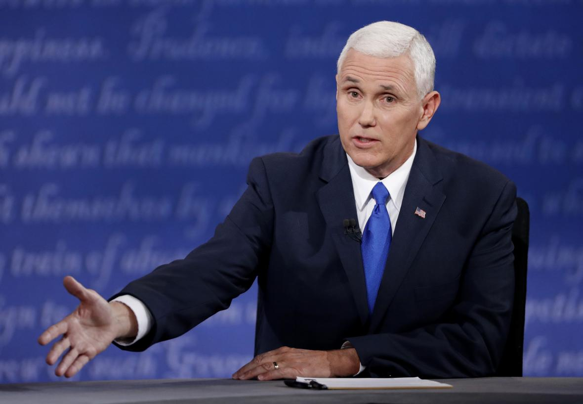 Debata viceprezidentů