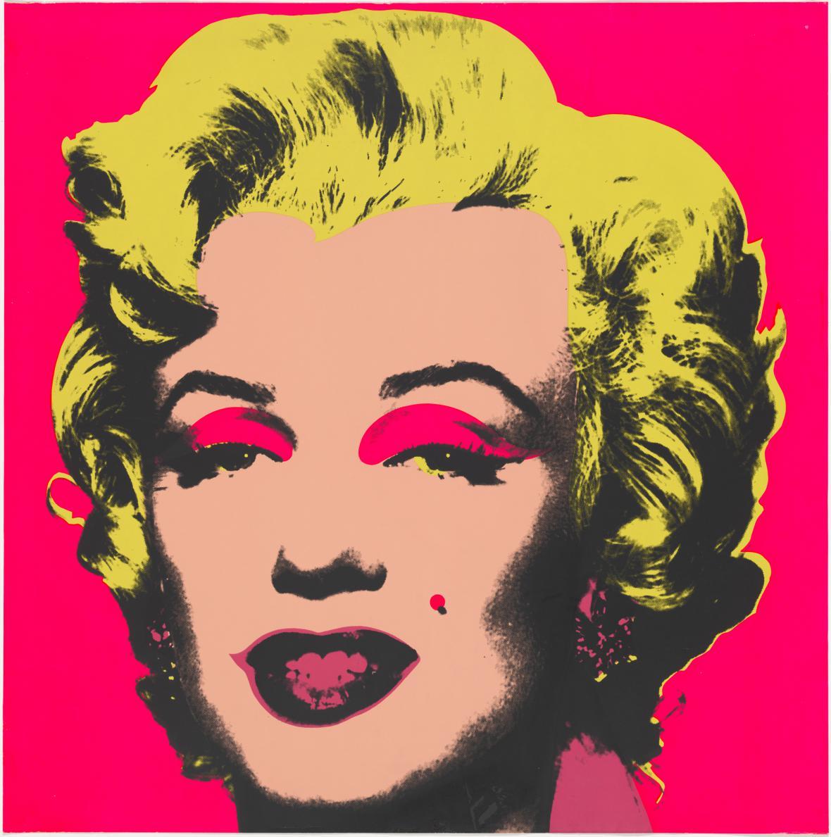 Andy Warhol / Marilyn Monroe