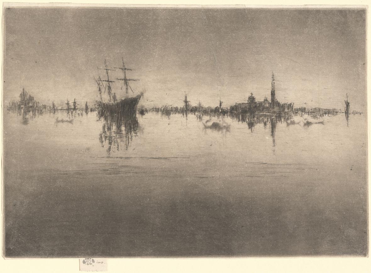 James McNeill Whistler / Nokturno