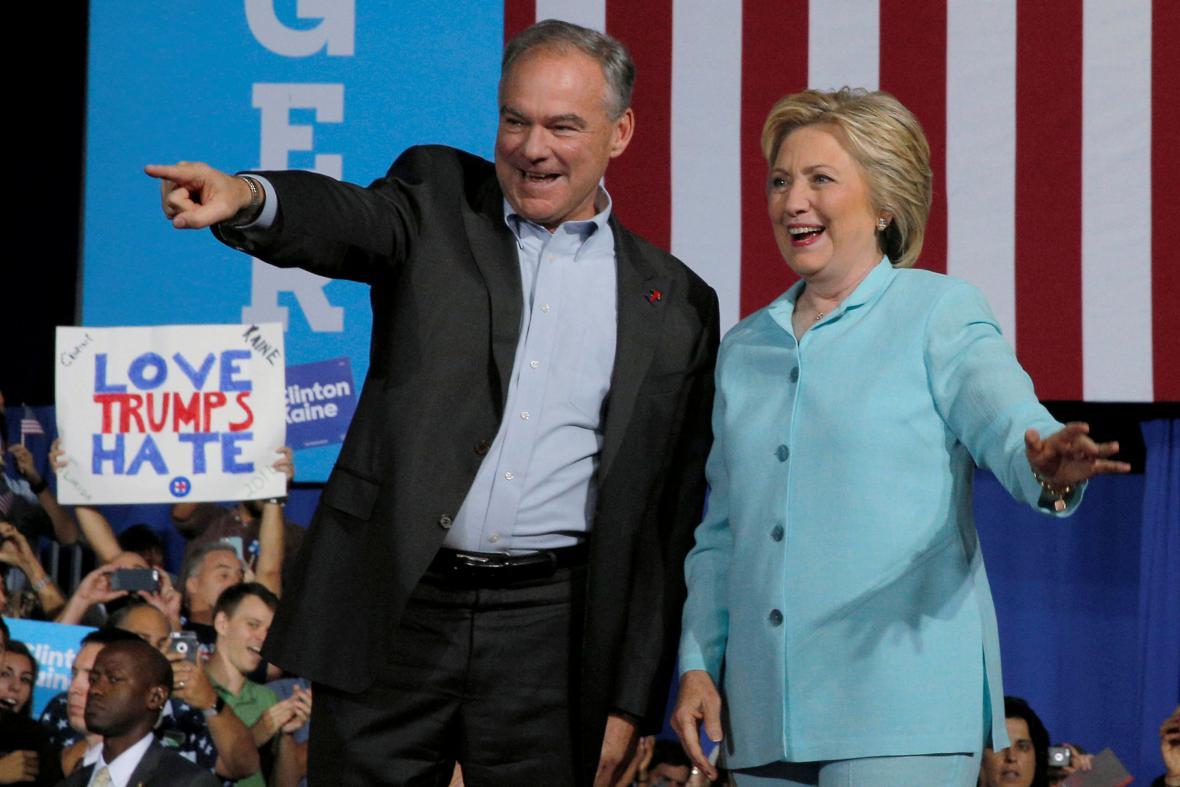 Volební tandem demokratů