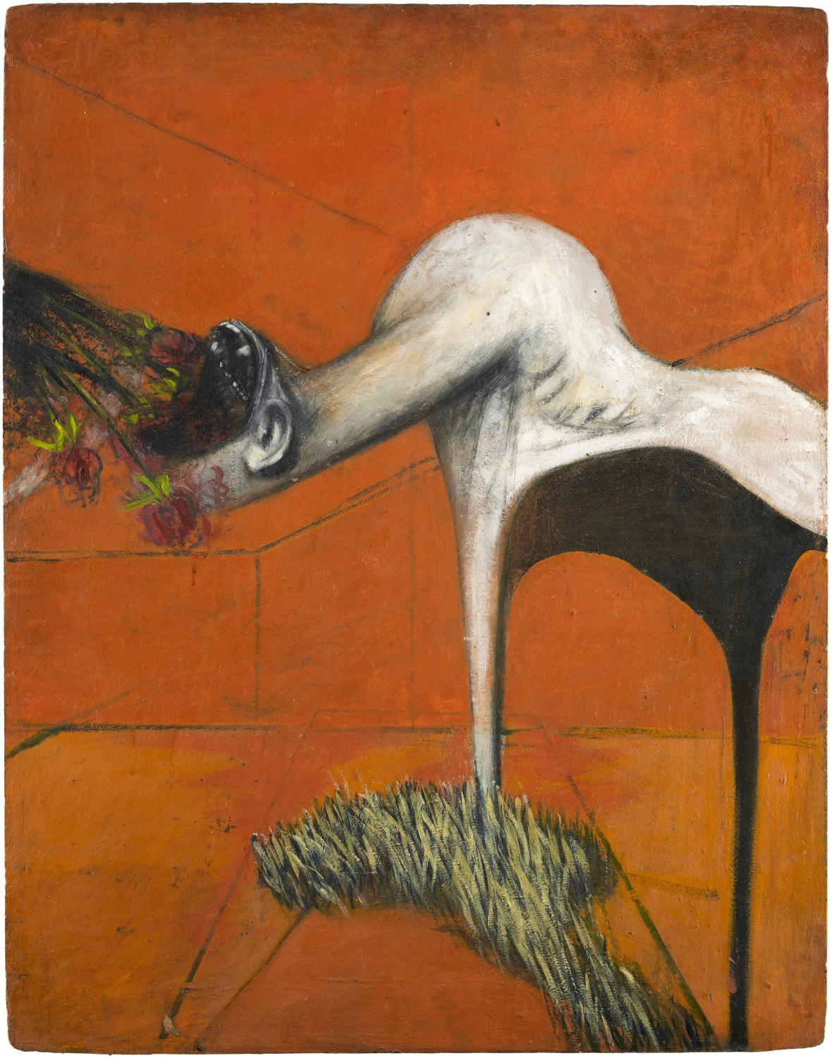 Francis Bacon / Fury, okolo 1944